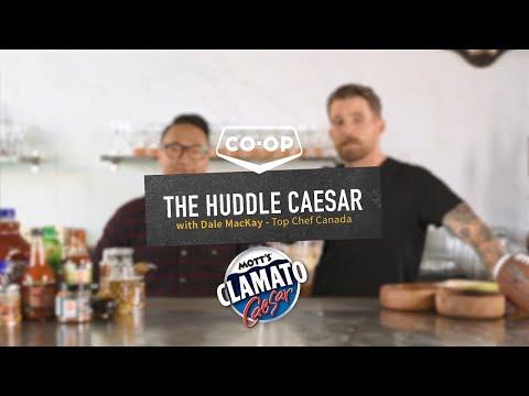 Mott's Clamato  Huddle Caesar