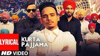 "Kurta Pajama Punjabi Lyrical Song | RS Chauhan, IKKA, Preet Hundal | ""Latest Punjabi Songs 2017"""
