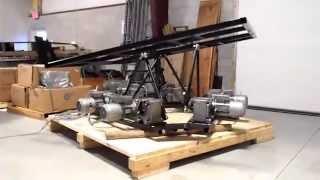 Building the AMC1280USB (Timelapse)