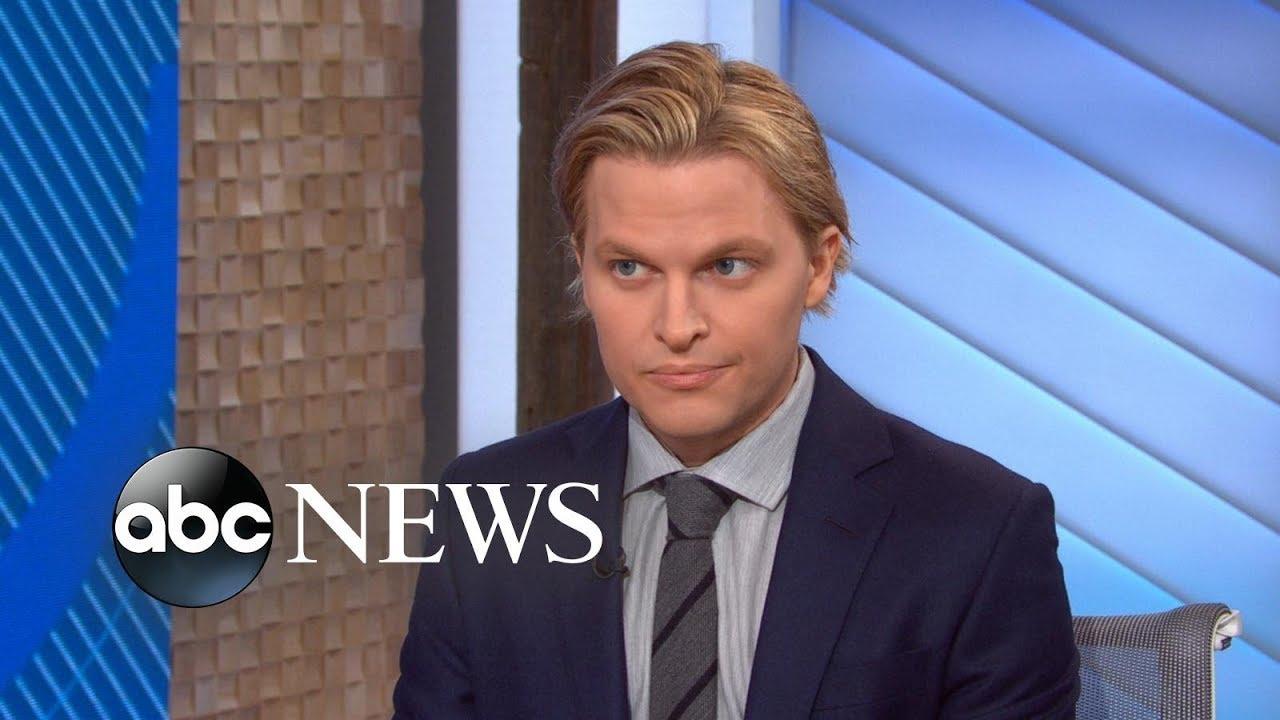 Ronan Farrow on Matt Lauer's denial of rape allegation l ABC News
