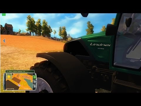 Professional Farmer 2014: Cultivating & Buying Seed! (w/ commentary) (Farm Sim)