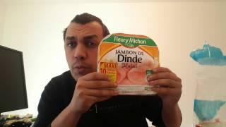 Manger Un Jambon Bien Rosé De Chez Fleury Michon
