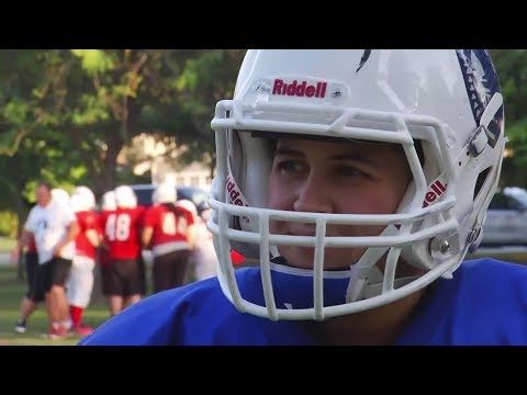 Meet the Kern County Crusaders, an all-women's tackle football team