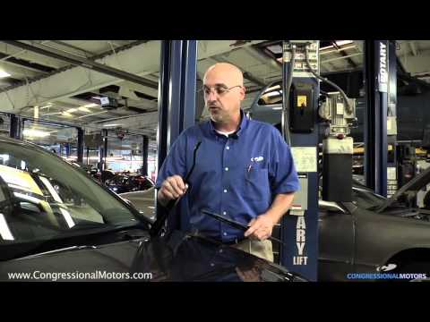 Mazda - Bethesda, MD - Change Your Windshield Wipers