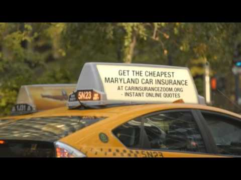 Cheap Car Insurance Rates Maryland - Liability Or Full Coverage