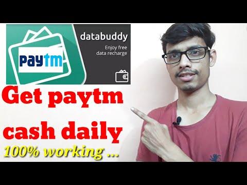 Best way to get paytm Cash
