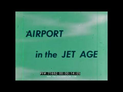 1962 LOS ANGELES INTERNATIONAL AIRPORT LAX