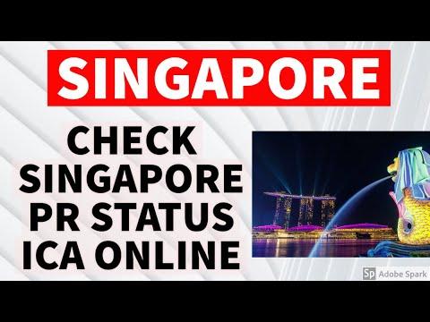 How to Check Singapore PR Application Status