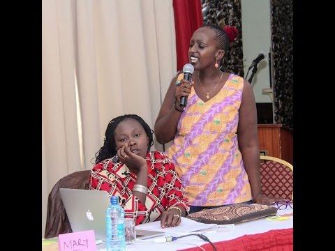 CREA - women human rights defenders training April 2016 , Nairobi