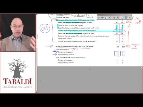 FAC2601-LU3B-Statement of Profit or Loss and Other Comprehensive Income