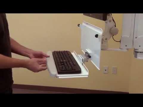 ICW - Keyboard Ultra Slide Video