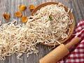 Homemade  Egg Noodles || হোমমেড এগ নুডলস