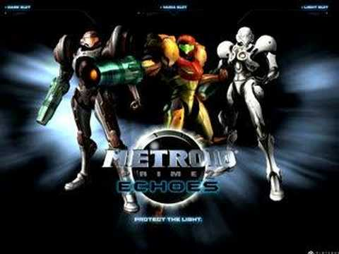 Metroid Prime 2: Echoes 8-bit Theme