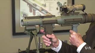 Texas Company Providing Lethal Weapons to Ukraine, as Trump Admin Expands Sales