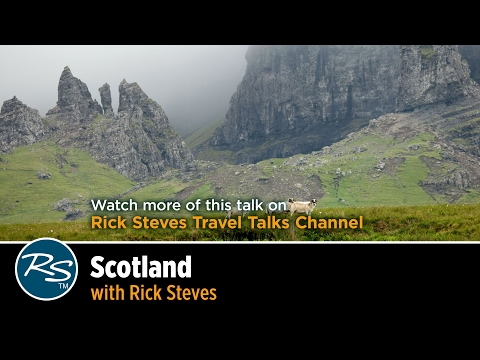 Scotland Travel Skills: Visit a Working Sheep Farm