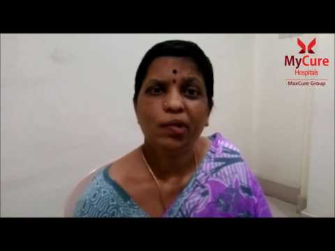 Complex  brain tumor surgery by Dr.T.Suresh at MyCure Hospitals,Vizag