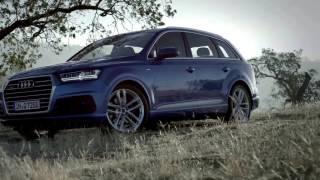 The All New Audi Q7 Model Car 2016