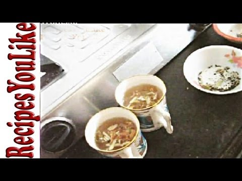 Green Tea [Kahwa]
