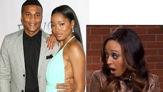 Keke Palmer Responds To Rumours She Is A Husband Stealer