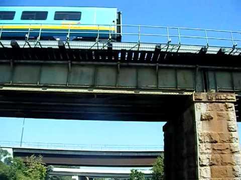 Via Rail Train Montreal to Toronto