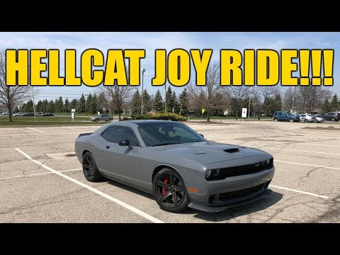 Hellcat Joy Ride, Super Car Interviews and More... The Life of an Entrepreneur...