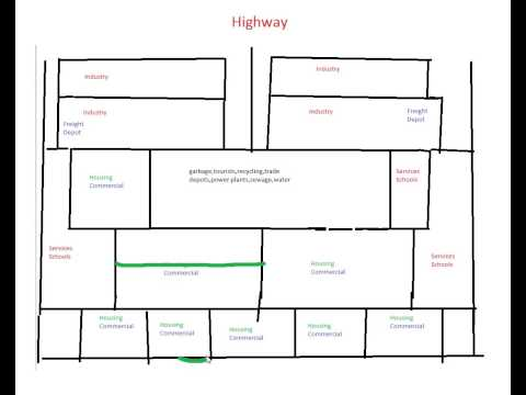 SC5 Halby Tips: Sim City 5 (2013): How to Traffic.