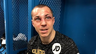 """THATS BOLLOCKS! I TRIED EVERYTHING TO MAKE WEIGHT!"" SCOTT QUIGG SPEAKS ON LOSS TO OSCAR VALDEZ"