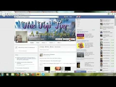 How To Change FaceBook Timeline Settings