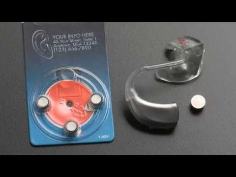Replacing the Battery in your BTE Hearing Aid