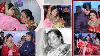 Most Emotional Bidaai Video Ever Laadki Indian Wedding Pooja Ankit 2018