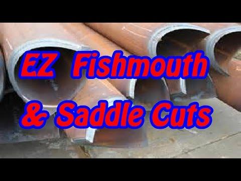 EZ Fishmouth & Saddle Cuts