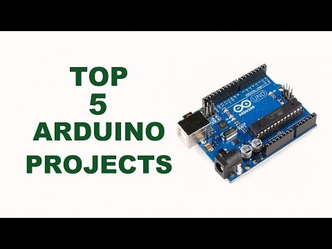 Top 10 Arduino Projects 2018 | Amazing Arduino School Projects