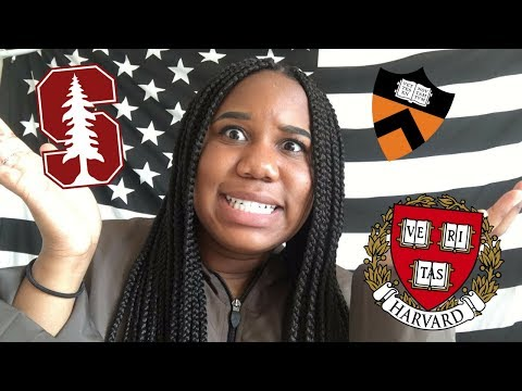 How to Get Into HARVARD, PRINCETON, AND STANFORD (pt. 2 essays)