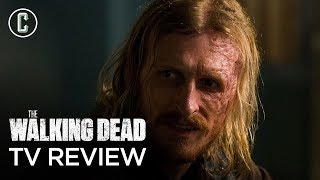 """The Walking Dead Season 8 Episode 5 """"The Big Scary U"""" Review"""