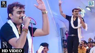જોવો Jignesh Kaviraj ની મોગલધામમાં મોજ - Jignesh Kaviraj - Mogaldham Bhaguda Live 2018 - Part 10
