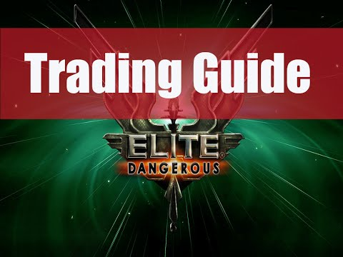 Elite Dangerous GET STARTED WITH TRADING!