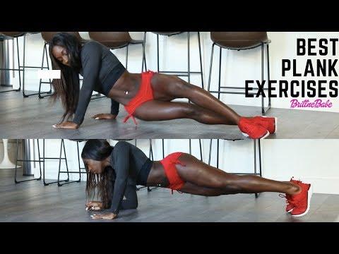 BEST PLANK EXERCISES!!!