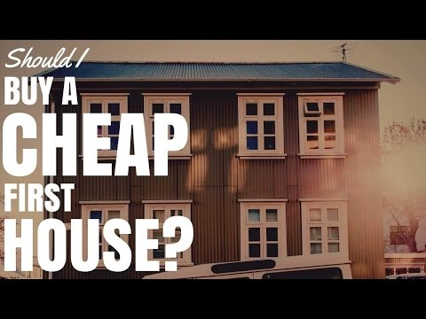 Should I Buy A Cheap First House? (Ep8)