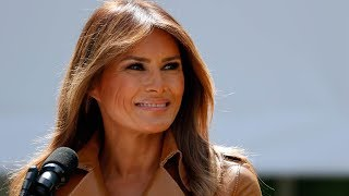 Challenges of Reporting on a Very Private First Lady