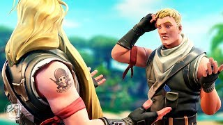 BUNKER JONESY MEETS TFUE! (A Fortnite Short Film)