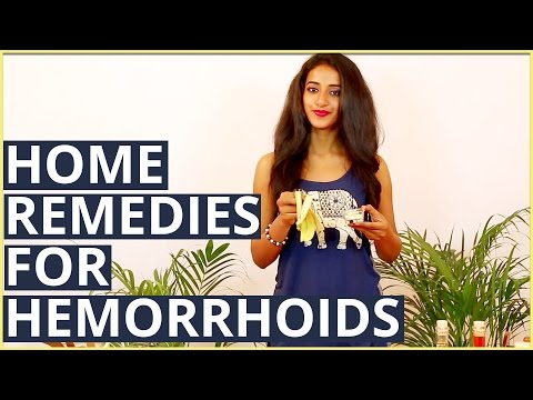 Natural HEMORRHOIDS TREATMENTS | How To Get Rid Of Hemorrhoids