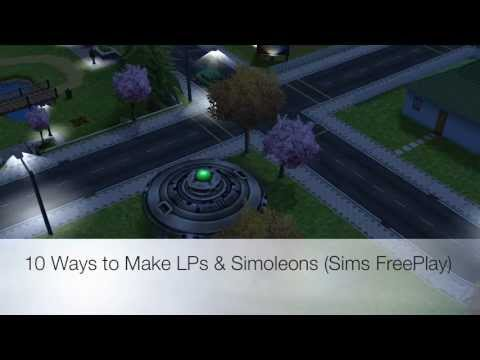 10 Ways to Get Simoleons & LPs in The Sims FreePlay