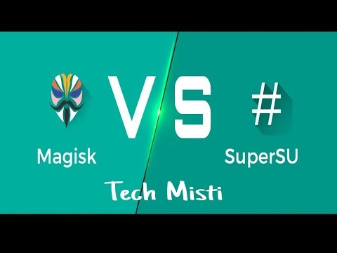 Magisk Manager Vs SuperSu Which Superuser is better for You?