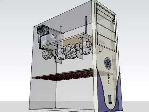 Kender Forum : Micro GrowBox  3D ~ SeedFarry