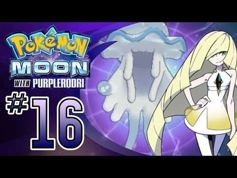 Let's Play Pokemon: Sun and Moon - Part 16 - The Aether Foundation!