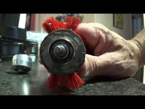 How to fix a Oreck Vacuum roller