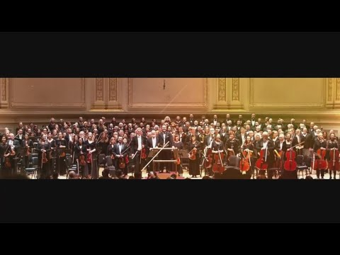 Grand Rapids Symphony at Carnegie Hall