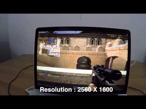 Gaming CS Source (Mid 2015) Macbook Pro 15 AMD R9 370x