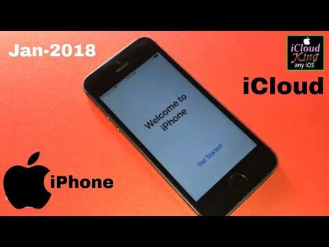 January,2018 Few Second Unlock & Remove iPhone iCloud Activation Lock