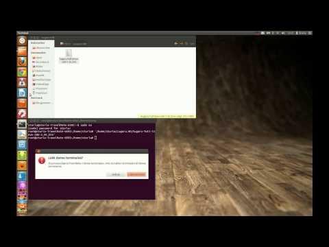 How to install .bin file in linux/ubuntu